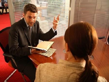 Im Gespräch mit dem Vorgesetzten - Das Arbeitsverhältnis einvernehmlich lösen... © endostock, Fotolia