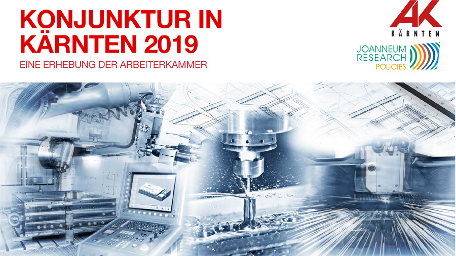 Konjunktur in Kärnten 2019 © eisenhans, stock.adobe.com