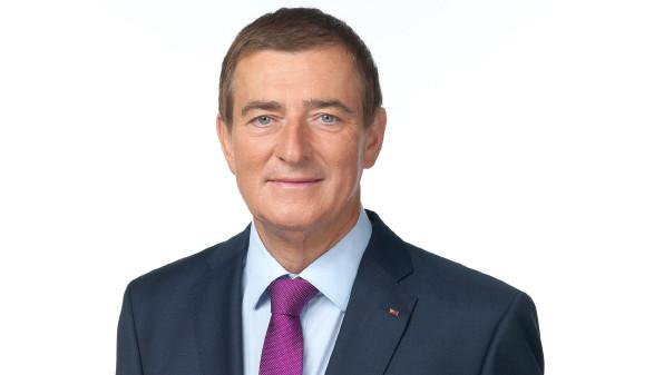 AK-Präsident Günther Goach © Jost&Bayer