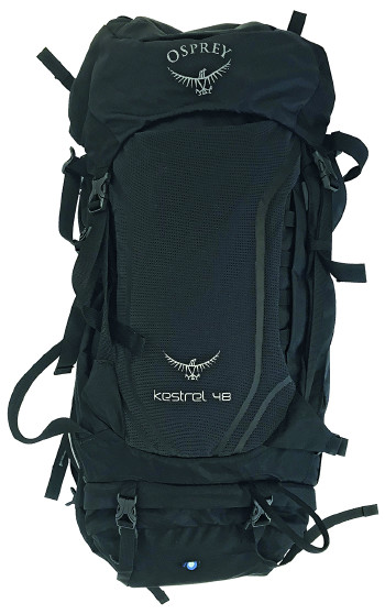 Osprey Kestrel 48 © ICRT