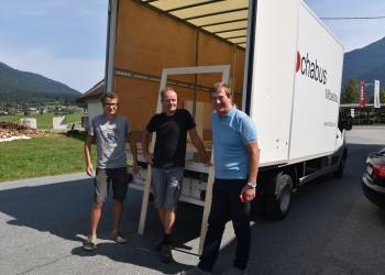 Schabus Möbelbau © AK/Sussitz