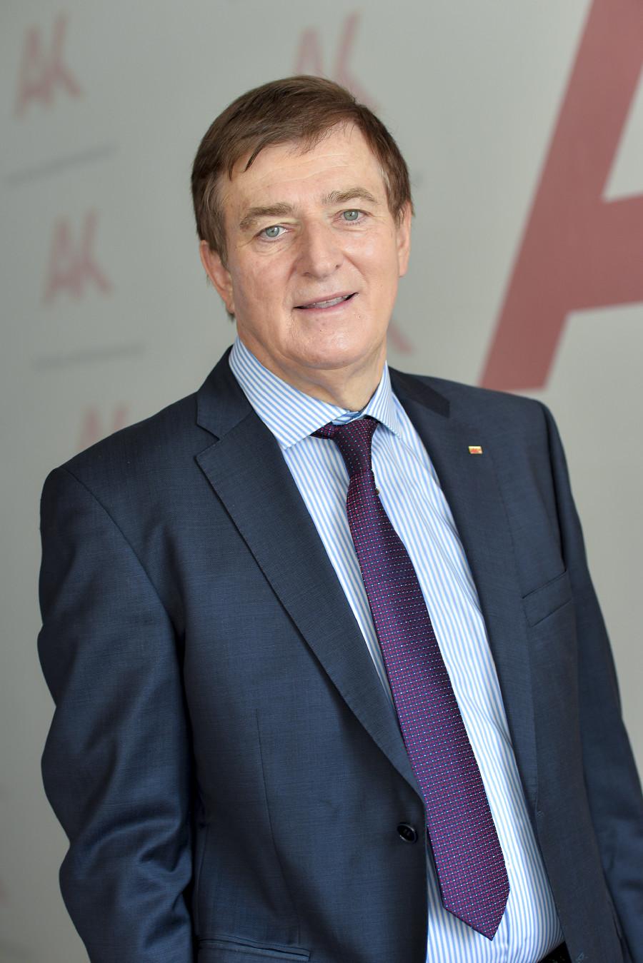 AK-Präsident Günther Goach © Helge Bauer, AK Kärnten