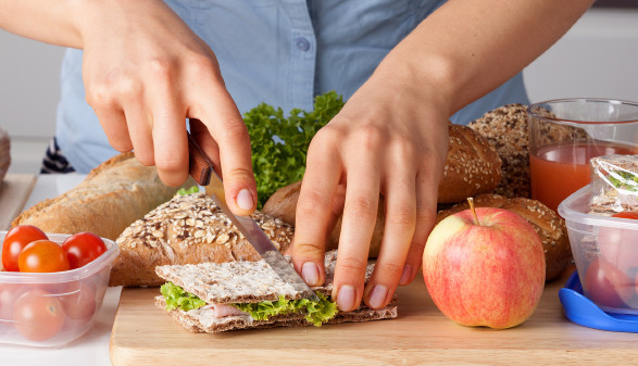 Gesunde Ernährung © Photographee.eu, stock.adobe.com