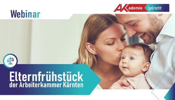 AK-Elternfrühstück - jetzt auch als Webinar © Major Tom, AK Kärnten