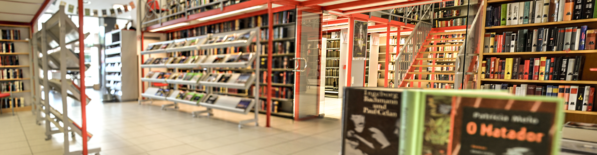 AK-Bibliothek Klagenfurt © Fasser, AK