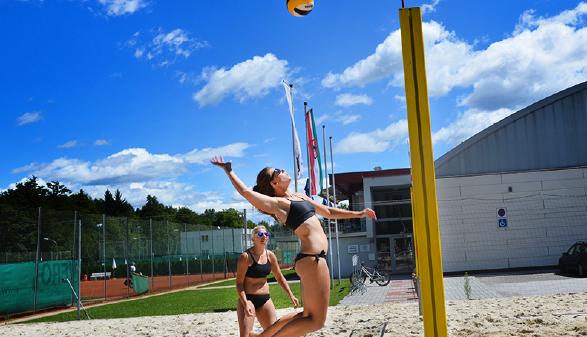 Beachvolleyball Trophy 2019 © Fasser, AK Kärnten