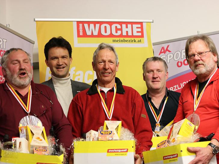 1. Platz © AK, AK Kärnten