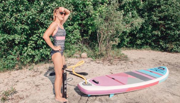 Paddle board © anoushkatoronto, stock.adobe.com