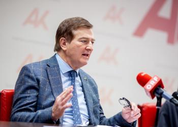 AK-Präsident Günther Goach © Waschnig, AK