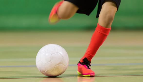 Hallenfußball © matimix, stock.adobe.com