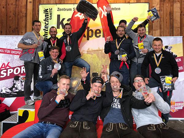 Die Sieger © AK, AK Kärnten