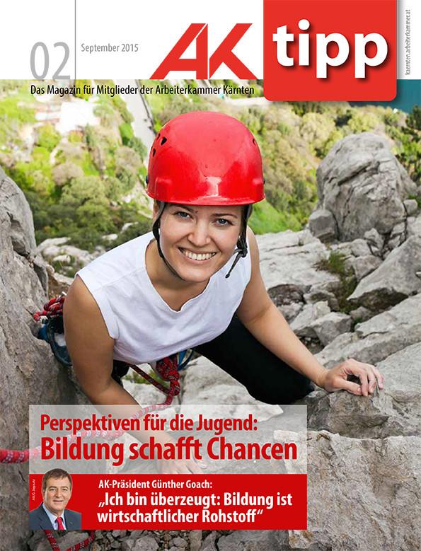 AK tipp © iStock/photobac, Designagentur Fröhlich
