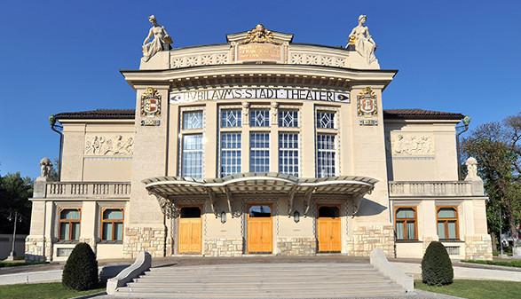 Stadttheater Klagenfurt © Helge Bauer, AK Kärnten
