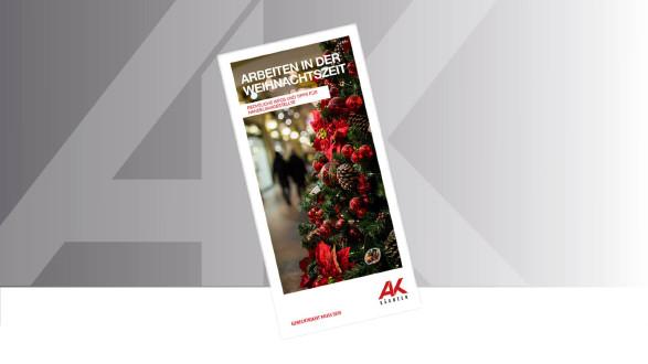 Arbeiten in der Weihnachtszeit © snedorez, stock.adobe.com