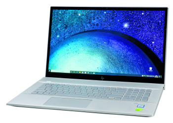 HP Envy 17-ce0001ng  © Stiftung Warentest