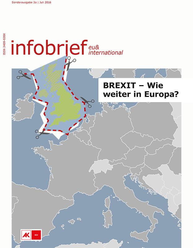 EU Infobrief 3a/2016 © AK Wien, AK Wien