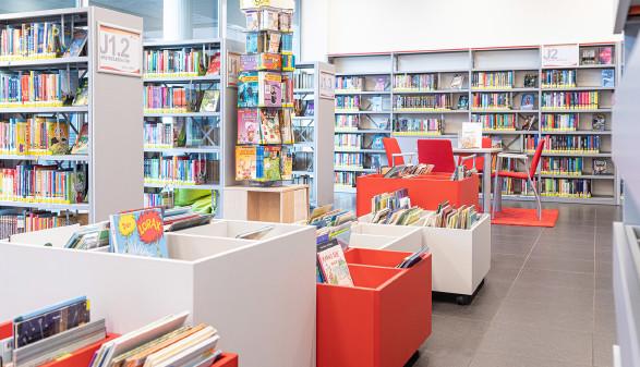 AK-Bibliothek Klagenfurt © Roman Huditsch Fotografie