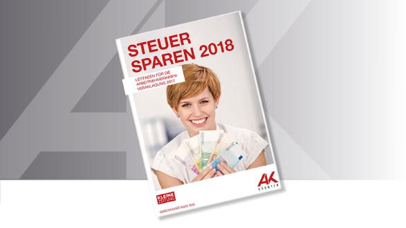 Steuer sparen 2018 © Contrastwerkstatt, Fotolia.com