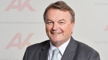 AK-Direktor Dr. Winfried Haider © Helge Bauer, AK Kärnten