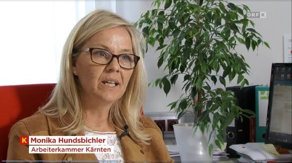 Monika Hundsbichler © ORF Kärnten