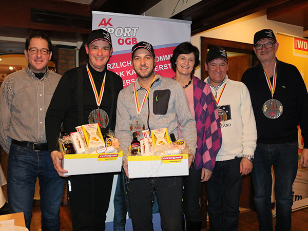Die Gewinner © AK, AK Kärnten