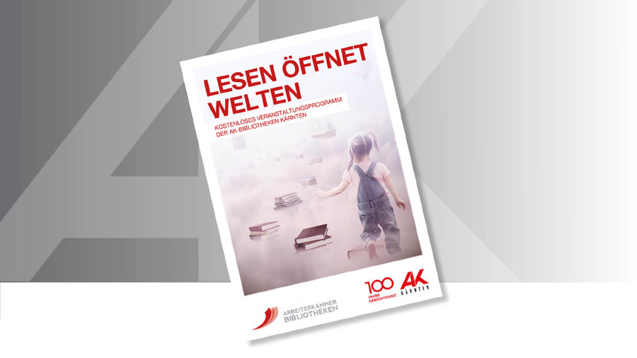 Lesen öffnet Welten © stock.adobe.com