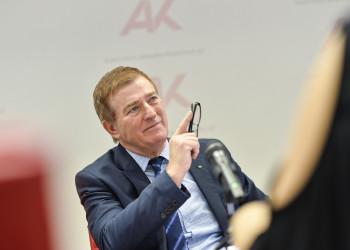 AK-Präsident Günther Goach © Helge Bauer, AK