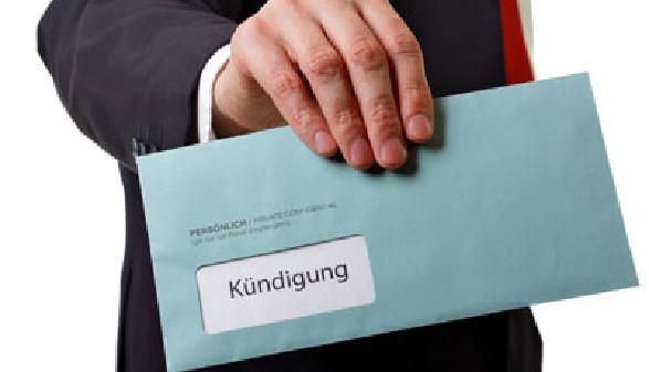 Entlassen! Wenn Ihr Chef die Kündigung überreicht... © M&S Fotodesign, Fotolia.com