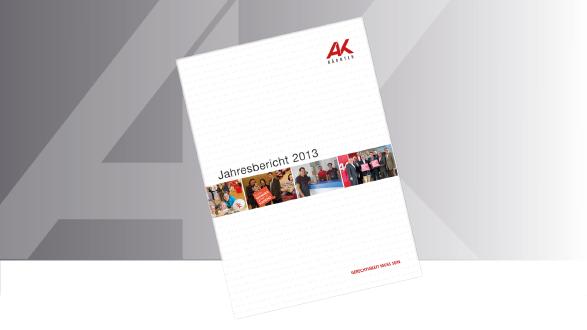 Jahresbericht 2013 © AK, AK