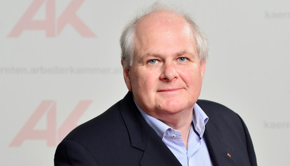 Dr. Peter Wenig © Helge Bauer, AK Kärnten