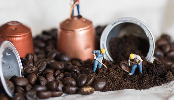 Nachfüllbare Kaffeekapseln © gelilewa, stock.adobe.com
