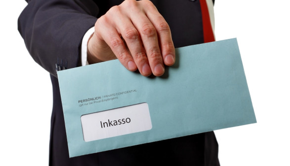 Falsches Inkassobüro sendet Mahnungen aus © fovito , Adobe Stock