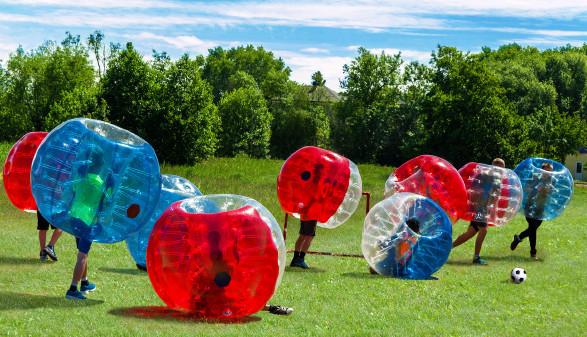 Bubble Soccer © Shmel , stock.adobe.com