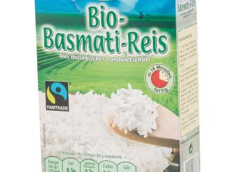Spar-Natur-Pur_Bio-Basmati-Reis © VKI