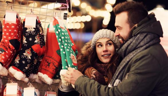 Weihnachtseinkauf © Kalim, stock.adobe.com