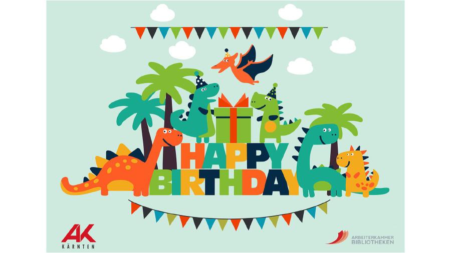 Geburtstagskarte © AK