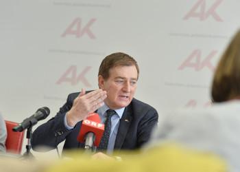 AK-Präsident Günther Goach © Helge Bauer/AK